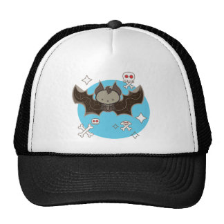 Chapeau de camionneur avec la batte fraîche casquette