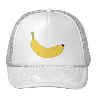 Chapeau de camionneur de BANANE Casquettes