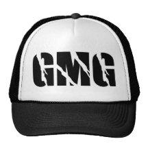 Chapeau de camionneur de GMG (personnalisable) Casquettes