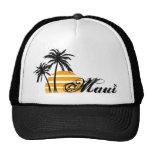 Chapeau de camionneur de Maui Casquettes De Camionneur