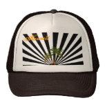 Chapeau de camionneur de Rasta Hawaï Casquettes