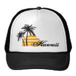 Chapeau de camionneur d'Hawaï Casquettes