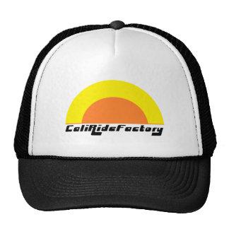 Chapeau de camionneur d'usine de tour de Cali Casquette