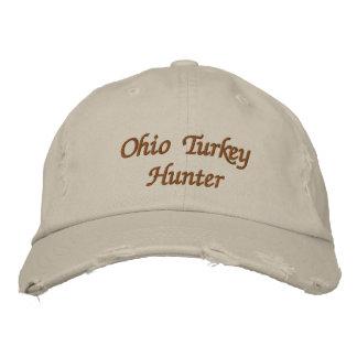 Chapeau de chasseur de l'Ohio Turquie Casquette Brodée