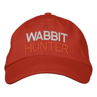 Chapeau de CHASSEUR de WABBIT Casquette Brodée