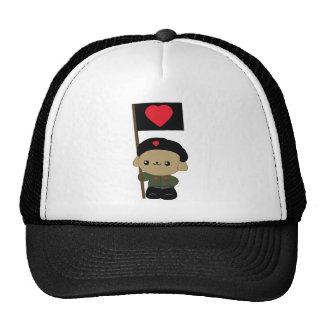 Chapeau de chiot de révolution de caresse casquette