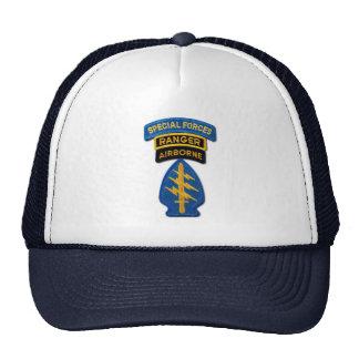 chapeau de correction de vétérans de garde casquette de camionneur