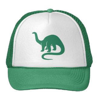Chapeau de dinosaure - vert casquettes