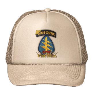 chapeau de guerre de Vietnam de forces spéciales d Casquette De Camionneur