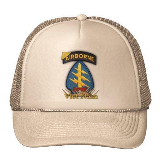 chapeau de guerre de Vietnam de forces spéciales d Casquettes