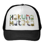 Chapeau de Hakuna Matata Casquettes