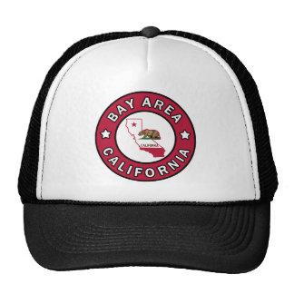 Chapeau de la Californie de région de baie Casquettes De Camionneur