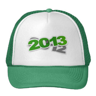 Chapeau de la nouvelle année 2013 casquette
