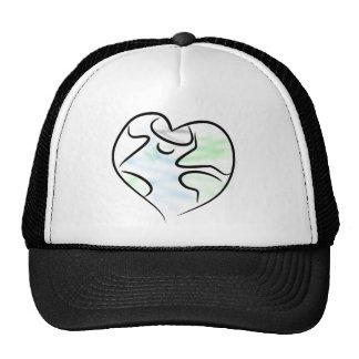 Chapeau de la terre d'amour casquette