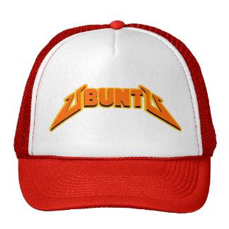 Chapeau de logo de parodie de roche d'Ubuntu Casquettes