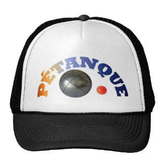 Chapeau de Petanque Casquette Trucker