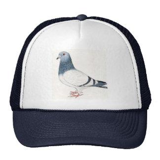 Chapeau de pigeon casquettes de camionneur