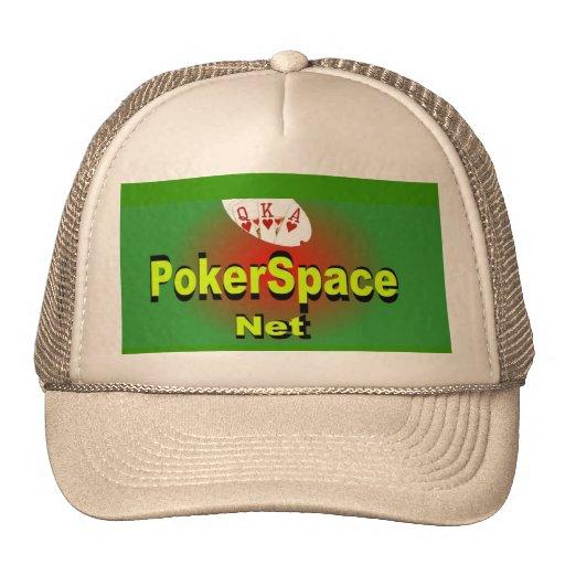 Chapeau de PokerSpace.Net Casquettes De Camionneur