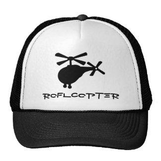 Chapeau de ROFLCOPTER Casquette Trucker