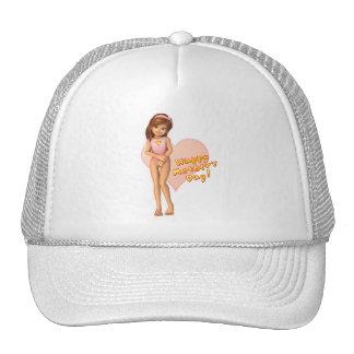 Chapeau de Sadie de jour de mères Casquette De Camionneur