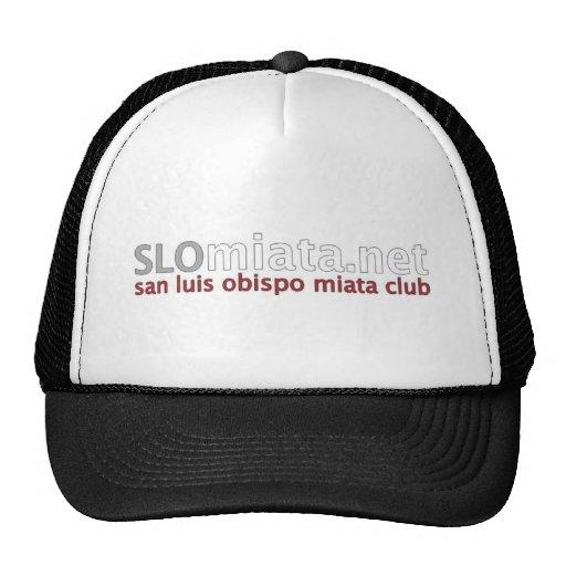 chapeau de SLOmiata.net Casquette De Camionneur