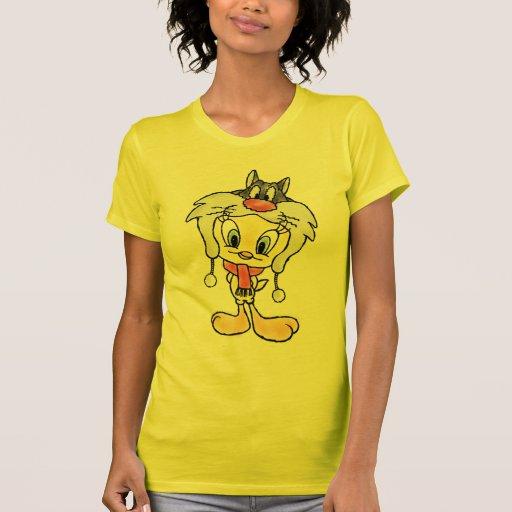 Chapeau de Sylvester T-shirts