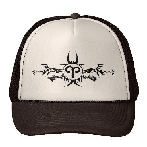 Chapeau de tribal de Bélier Casquette De Camionneur