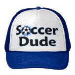 Chapeau de type du football casquettes