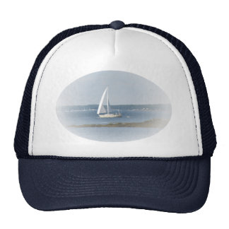 Chapeau de voile d'océan casquettes de camionneur
