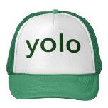 chapeau de yolo