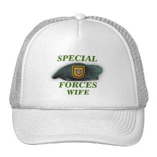 chapeau d'épouse de fils d'armée de maman de béret casquette trucker