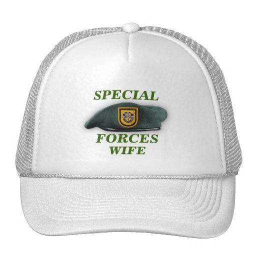 chapeau d'épouse de fils d'armée de maman de béret casquettes