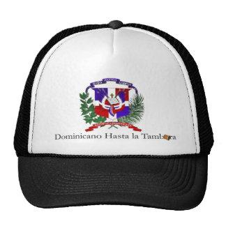 chapeau dominicain casquettes