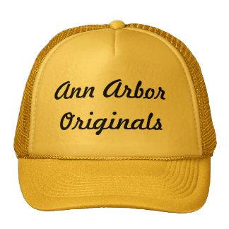 Chapeau d'originaux d'Ann Arbor Casquette