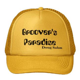 Chapeau du paradis de l'encocheuse casquettes de camionneur