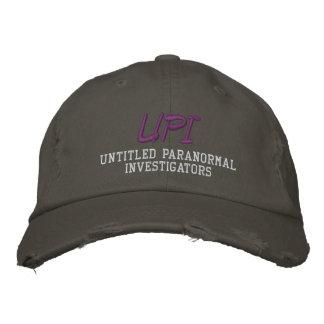 Chapeau d'UPI Casquette De Baseball