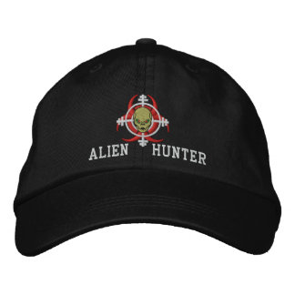 Chapeau étranger de chasseur (V2) Casquette Brodée