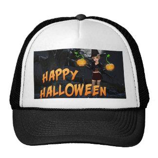 Chapeau heureux de Halloween Skye Casquette