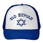 Chapeau juif d'étoile de judaïsme de vieille école casquettes