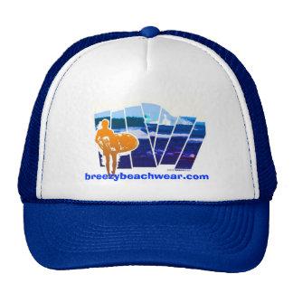Chapeau solitaire de camionneur de surfer d'usage  casquettes
