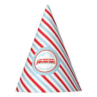 Chapeaux de fête d'anniversaire de train chapeaux de fètes