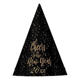 Chapeaux De Fètes Acclamations à la mode à la nouvelle année
