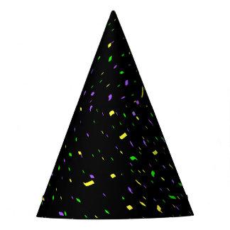 Chapeaux De Fètes Casquette de tourbillonnement de confettis de