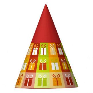 Chapeaux De Fètes conception d'échange de cadeau