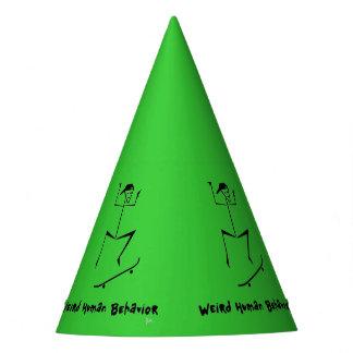 Chapeaux De Fètes De casquette étrange de partie de planchiste de