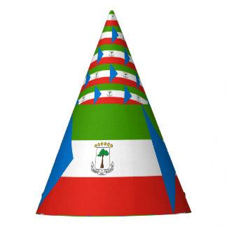 Chapeaux De Fètes Drapeau de Guinée équatoriale