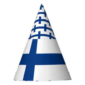 Chapeaux De Fètes Drapeau de la Finlande
