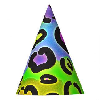 Chapeaux De Fètes Fête d'anniversaire lumineuse de jungle