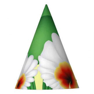Chapeaux De Fètes Fleur de cactus