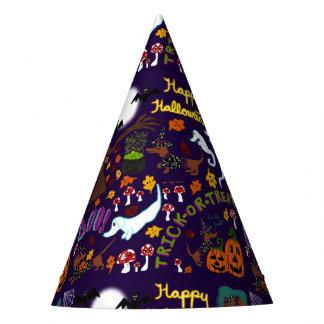 Chapeaux De Fètes Halloween du teckel de diva
